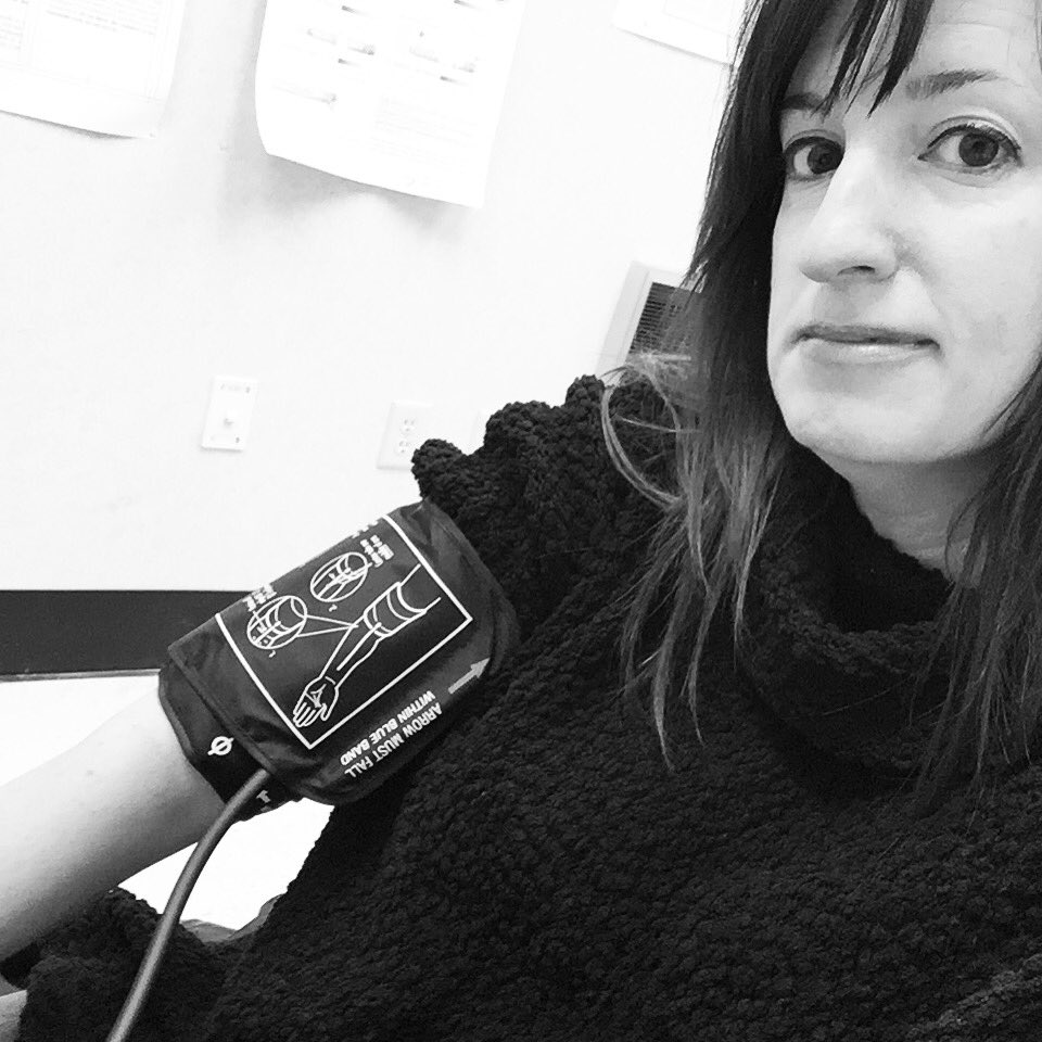 Proof that I really had my blood pressure checked at @Walgreens. Even better? It was normal! #HeartHealthGoals https://t.co/1GBF3YMBIk