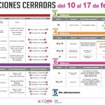 Por #PapaEnCDMX se cerrarán algunas estaciones del @MetrobusCDMX. Tomen sus previsiones #mm https://t.co/1HdmIeKcC9 https://t.co/lAMe3aADPA