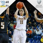 Jay-Ann Bravo-Harriott drains five 3s and notches 19 points to pace Toledo (13-9, 8-3 MAC) past Buffalo! ???? #MACtion https://t.co/Ef9lnlTN1x