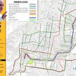 #Mapa #PapaEnMex Esta será la ruta del Papa el viernes en la #CDMX; checa alternativas en: https://t.co/DGAicX5JDU  https://t.co/45ZAae7Czd