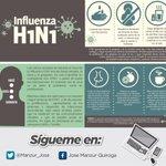 Quiero compartirles estas útiles e importantes recomendaciones, para la prevención de la #InfluenzaH1N1. https://t.co/DVtLEjKd0y