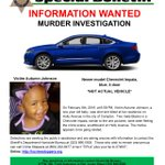 #WANTED 2 suspects & Blue newer mod 4dr Chev Impala in Shooting Death of Baby https://t.co/5b7VuRpv9X #LASD #COMPTON https://t.co/K8TT1hmhpV