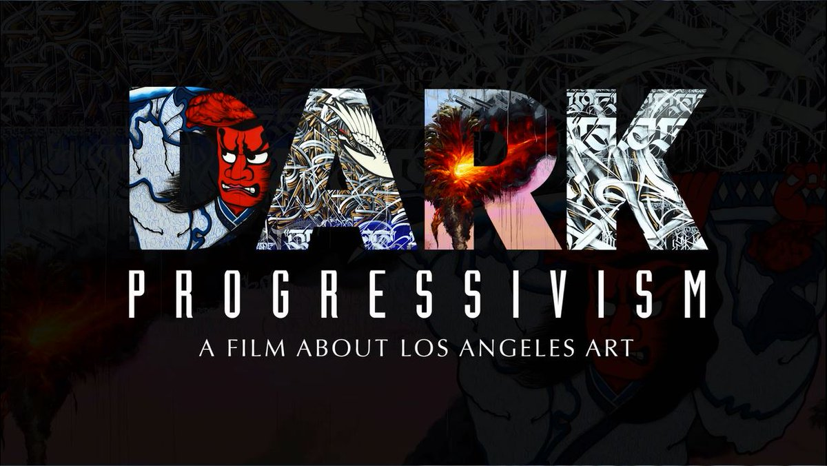 Dark Progressivism: documentary of LA mural, graffiti, & tattoo scene from 80s to now. Free: https://t.co/x6OxFePrM3 https://t.co/W5kc90YVia