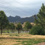 Yup, thats snow on the Margalla Hills! #Islamabad #Pakistan https://t.co/JYz8uGwt23