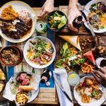 #Win a meal for 4 with our new fave #Newcastle venue - @Turtlebayuk comp... https://t.co/4HLcIKwRor #northeasthour https://t.co/FiPkq7qdR1
