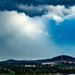 This afternoons #Canberra #storm @BOM_ACT @BOM_au @ACT_ESA https://t.co/m2GjTqi8wE