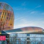 """.@StephanDelaux """"La Cité du Vin sera le totem dont #Bordeaux a besoin, ce sera notre Guggenheim"""" #dpdv @TerredeVins https://t.co/ijWo7KZZyT"""