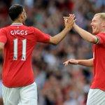 Five homegrown #mufc goals - featuring these two legends 👇: https://t.co/J7XEat0k1N https://t.co/4nibG9XCut