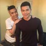 With my favorite @imdarylong !!! Listen to his cover of Stay na OST ng OTWOL super nakakaiyak. https://t.co/BNaFYyszIK