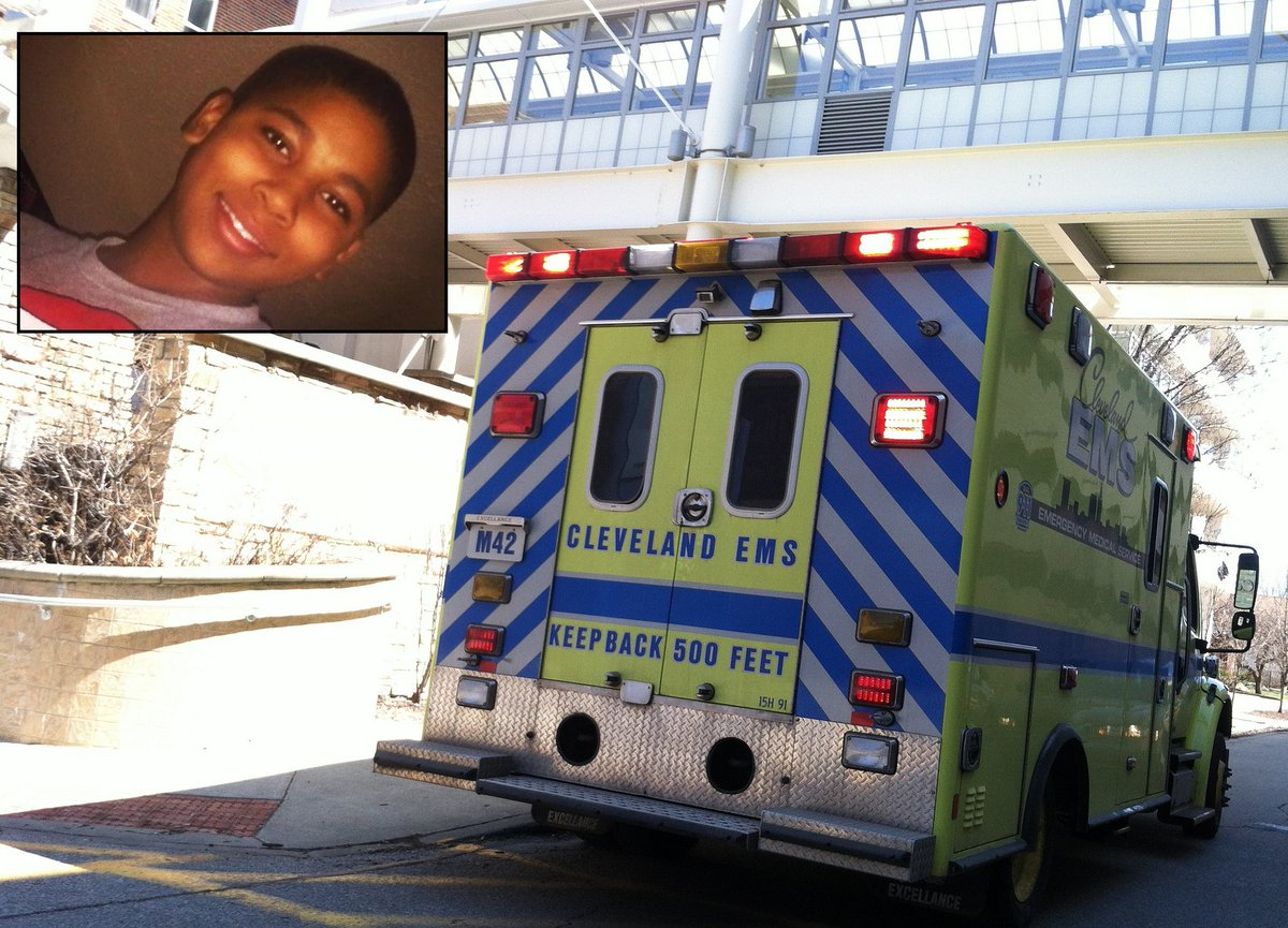 City of Cleveland bills Tamir Rice family for shot boy's ambulance ride, EMS services: https://t.co/za28M4Rvzi https://t.co/svfGeKNi8Z