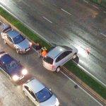PRECAUCIÓN: Accidente con coche en la mediana en la Avda. De Andalucia. #Jaén https://t.co/ETDaFVjSI6