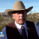 Cliven Bundy book into the Multnomah County jail at 10:54 p.m. #LiveOnK2 https://t.co/Nkx0WDs7eC