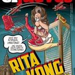 ¿Tienes ya la revista de esta semana? «RITA KONG. ¡ACORRALADA!» https://t.co/Jkuh42rkbG