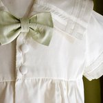 We stock a lovely range of Christening and formal wear that has been handmade in the UK #NorthEastHour #Gosforth https://t.co/lzbFykXl57