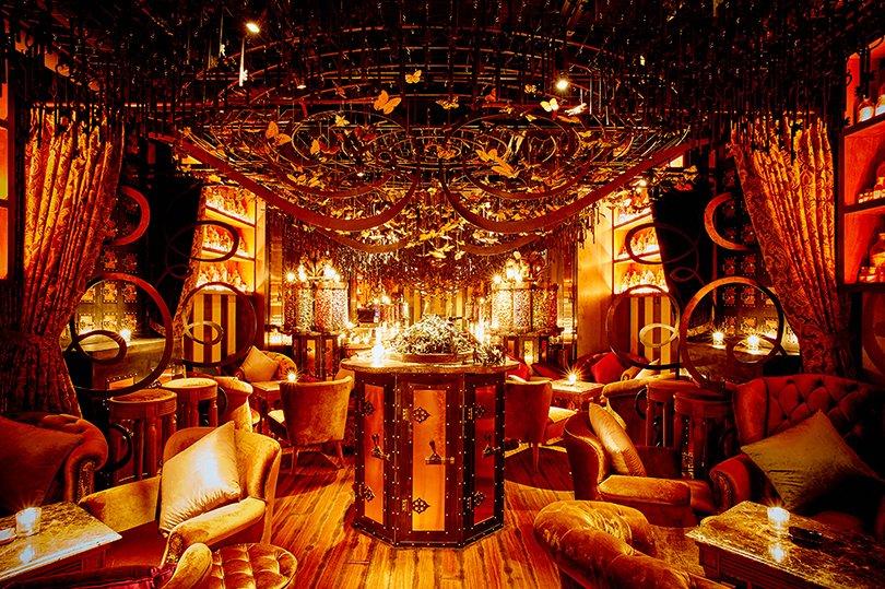 鉄の妖精が生きる世界、カクテルバー「The Iron Fairies Ginza」バンコクに続いて、銀座に上陸した。神秘的空間と、ユニークなカクテルを楽しめるバーだ https://t.co/yyT55braqv https://t.co/kTRUvnmJTV