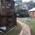 Its looking pretty wintry in many parts of Queanbeyan. https://t.co/6k1FrIF5rm