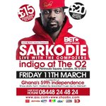 The biggest thing happening this march in UK SarkodieLive https://t.co/GTR4S2uKvp https://t.co/g7wXZbXoOJ