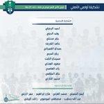 دوري كأس الأمير فيصل بن فهد تشكيلة الفريق #الأهلي vs هجر #AHLIFC https://t.co/2EKTri38uU