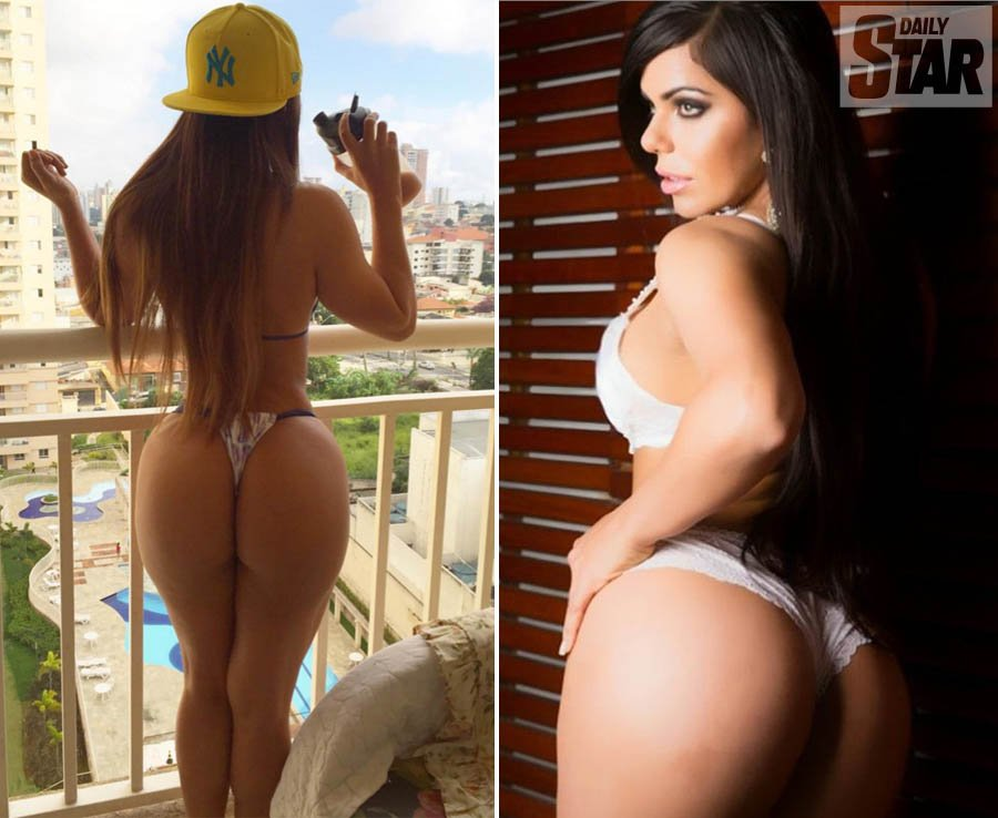 RT @DStarPics: Miss Bum Bum @SuzyCortez_ shows off her best asset https://t.co/4CGQlR2VAf https://t.co/wnQGazhLUE