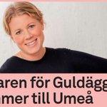 Ledaren för @Guldagget kommer till #Umeå för att inspirera. @naltakreativ @Guldagget https://t.co/Cb24kiP89F https://t.co/CVMVTzZ8Uv