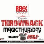 @KobbystonePB #MagicThursday goes #TBT Download @RekxGalJeepha - #Baakw3 here: https://t.co/X6lnAYQKy2 https://t.co/sJm6vuBB3b
