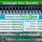 #KalabaghDam is the key to a Prosperous & Powerful #Pakistan. Think Pakistan Build #KalabaghDam https://t.co/VIeJDmtsmE