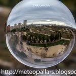 #Tarragona suspessa en una bombolla.Parc del Francolí https://t.co/QG2KV6IKtq