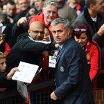 Silence is golden for Mourinho as he homes in on becoming Manchester United manager https://t.co/HNoEyuReHz #mufc https://t.co/c47Skn4Stp