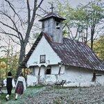 Bisericuţa de sub Steiul Ponorii, jud. Mehedinți #Romania https://t.co/7n1gNdmFHp