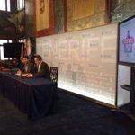 .@carlosislatener presenta Tenerife Educa. Objetivo: hacer mas capaces a los escolares, fomentando el emprendimiento https://t.co/oYA0o1wUss