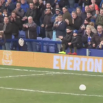 9 year old #EFC fan George Shaw, who has cerebral palsy, has won their goal of the month. Well done George! #SSNHQ https://t.co/0wf7ujV7eZ