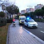 Heridos dos policías municipales tras una colisión por alcance en la avenida de Salamanca https://t.co/YZnyW5zwI3 https://t.co/McnvdNUvab
