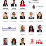 El estilo Jaén se intensifica en el @Congreso_Es, el @Senadoesp y @ParlamentoAnd -> https://t.co/knfVphI1Ul https://t.co/YMUeNSrtcN