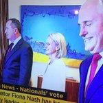 """I am very pumped up, well done to you both"" Turnbull tells winning team Joyce + Nash #auspol https://t.co/c3WqBynSqG"