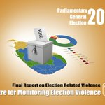 Final Report of Parliamentary General Election 2015 https://t.co/pZBMJmmi1a #lka #srilanka https://t.co/FA5eaM5jnv