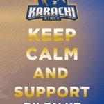Keep Calm & Support Karachi Kings #KarachiWillRiseAgain https://t.co/FkWYTtN1dV