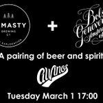 What a nite weve got with @AlmastyBrewCo + @BolsGenever #Newcastle! More info ???? https://t.co/srsnKaOzwT #craftbeer https://t.co/sbNpPzxC0N