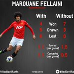 A message to #LVG. Want #MUFC to win more games in the #BPL? Simple. Dont play #Fellaini! #MUFC_family https://t.co/KFQZbrYbtB