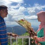 Sesi apakah ini? #CintaSiWeddingPlanner ❤️ #FarizZara https://t.co/wHSj6JGrGh