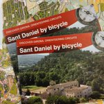 Discover St Daniel Valley in #Girona by bicycle. Nature, culture and history https://t.co/nkO9dg1QlA https://t.co/PV8gbMP5fT