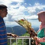 Oh bunga #CintaSiWeddingPlanner @MiraFilzah @ADPadiputra https://t.co/SpxmL8NThl