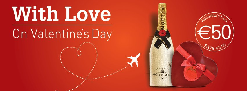 Check out these gift ideas for someone special on Valentine's Day with @TheLoopDutyFree