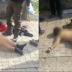 #ÖzgecanAslana tecavüz edip öldüren alçaklıkla,#Cizrede öldürdükleri kadını soyup teşhir eden alçaklık! Aynısınız! https://t.co/GYJKhr9IwS