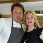 #tbt when @jamesmartinchef cooked for #MODEeats aboard the @northernbelletr @belmond https://t.co/XkNc5agRiN https://t.co/GivRXXGNW6