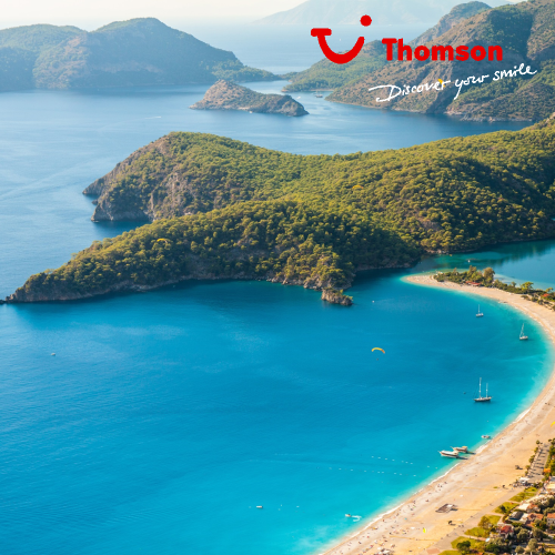 Save up to a 1/3 on your summer escape to Turkey with Thomson