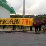 Welcome to Selangor coach. You have big shoes to fill. #GegarAsia #PerlawananAkhir #SelangorOnTour https://t.co/tY8uKbvjoi