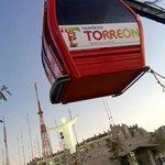 Un ejemplo del modelo de cabinas con las que contará el #TelefericoTorreonCoahuila https://t.co/t0AVjmG6CX