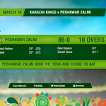 .@KarachiKingsARY need to pick up a wicket soon! @PeshawarZalmi on top, score update https://t.co/ZNcPaMrcCs