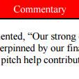 Woodward emphasises strong commitment to academy in #mufc quarterly results. https://t.co/pUPnctaSLR