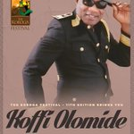 Dont miss the one of a kind performance by Koffi Olomide Get your #KorogaFestival tickets https://t.co/laDU4xGmV0 https://t.co/irw9ms1X3o
